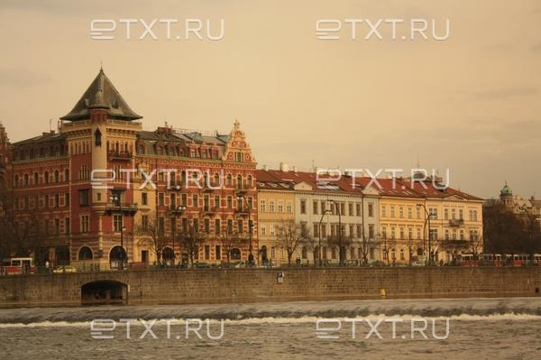 Волшебная Прага